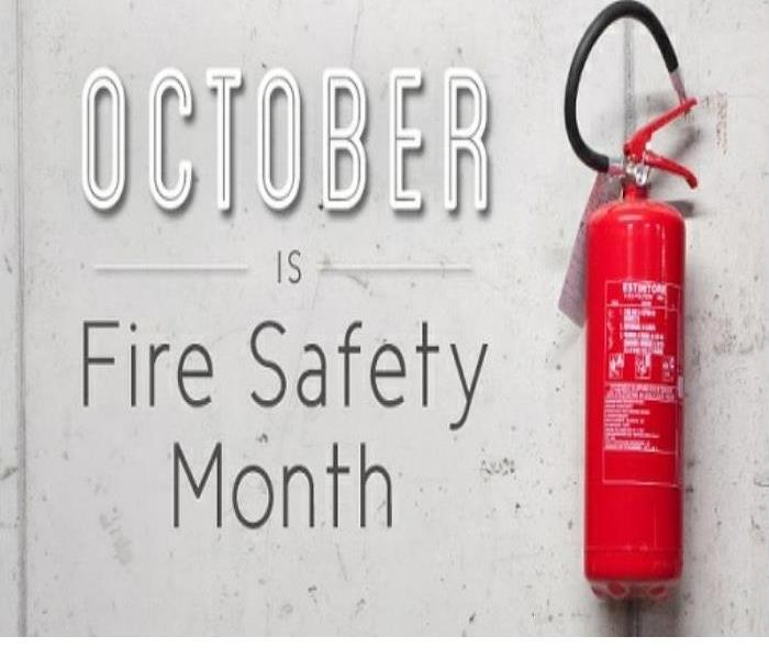 Community October is Fire Prevention Month