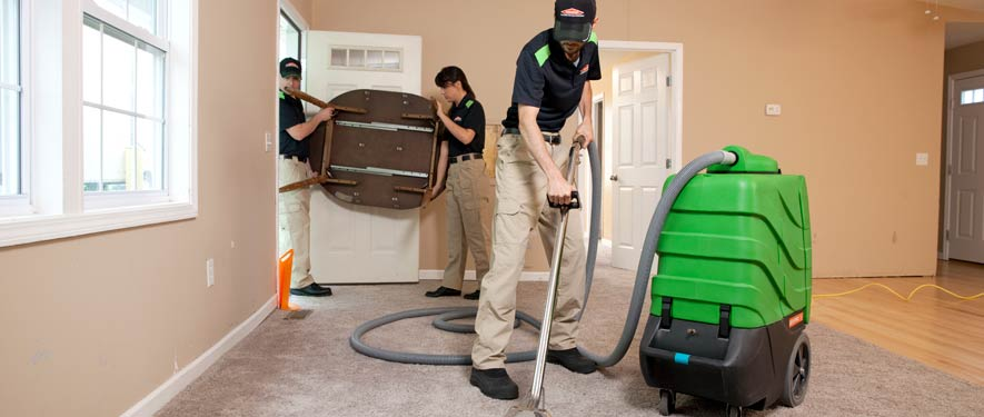 Medford, MA residential restoration cleaning